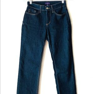 NYDJ lift Tuck Technology Straight Leg Jeans